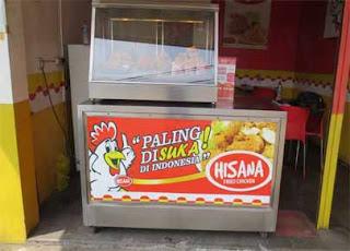 Lowongan kerja PT.Hisana Fried Chicken Sukabumi