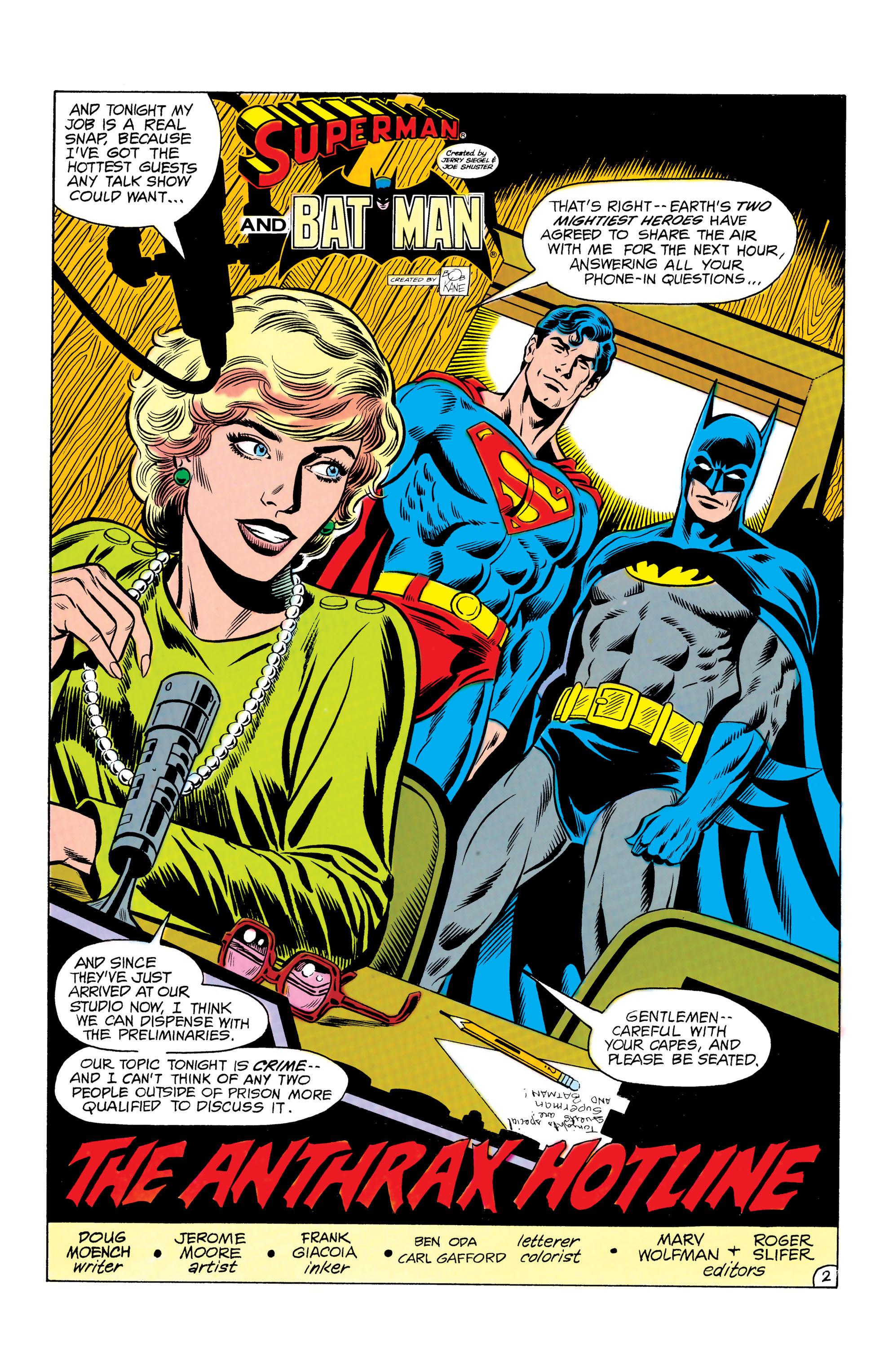Read online World's Finest Comics comic -  Issue #292 - 3