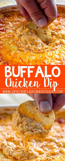 Buffalo Chicken Dip
