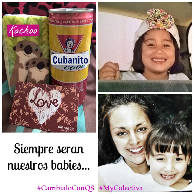 #MyColectiva #CambialoConQS  Baby pic