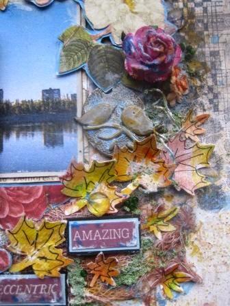скрап,цветы,бумага