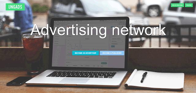 UngAds Ad Network Reveiw