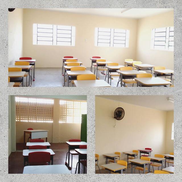 Resultado de imagem para reforma da escola sebastião ferreira de lima algodão