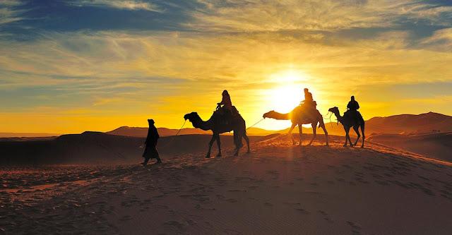 3 Days tour Marrakech to Merzouga desert