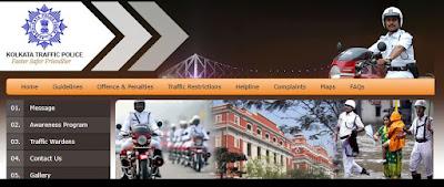 West Bengal (Kolkata) Traffic Police