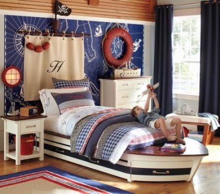 Twc decorando con estilo marinero for Decoracion barcos interiores