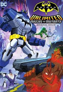Batman Sem Limites: Mechas vs. Mutantes – Dublado (2016)