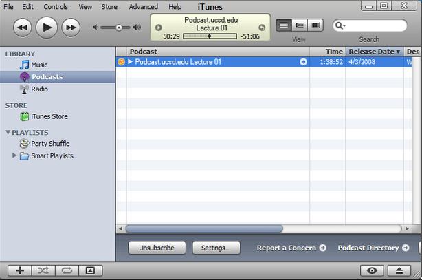 iTune - Aplikasi Pemutar Musik PC Terpopuler
