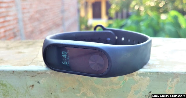 Review Mi Band 2