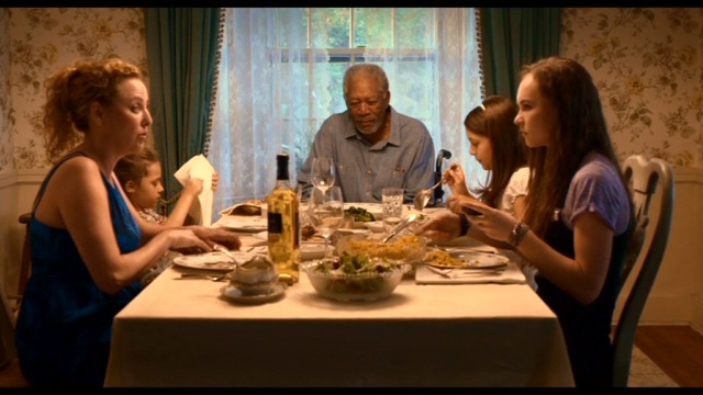 The magic of the family meal