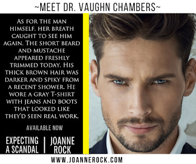Meet Dr Vaughn Chambers teaser