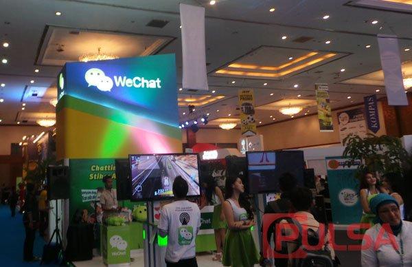 WeChat Gelar Beragam Aktivitas Fun dan Seru di ICS 2014