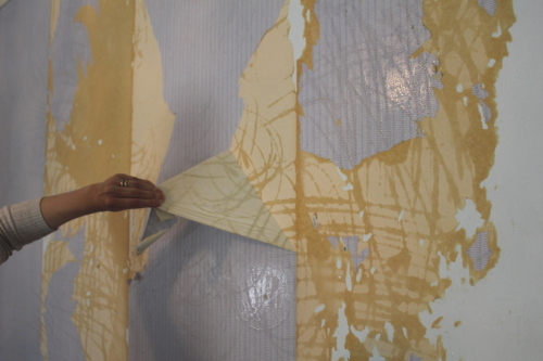 Wallpaper Steamer Plaster Walls [12] - Gambar C
