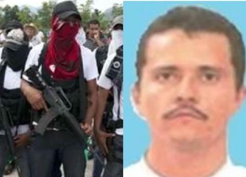 """""""Los Viagra"""", la familia en guerra contra """"El Mencho"""" por el control de Michoacan"""