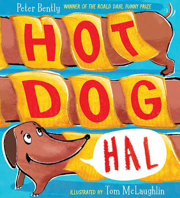 Hot Dog Hal by Peter Bently Book Cover in Book Club January 2017