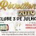 Hoje Réveillon 2019 no Clube 3 de Julho em Bossoroca
