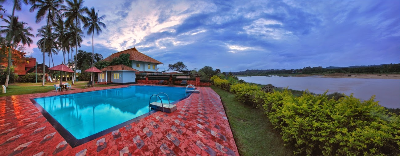 river retreat cheruthuruthy kerala, the river retreat heritage ayurvedic resort