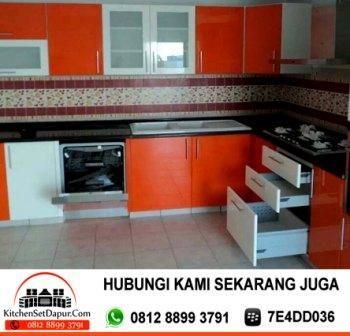 Tukang Kitchen Set Jakarta Hub 0812 8899 3791
