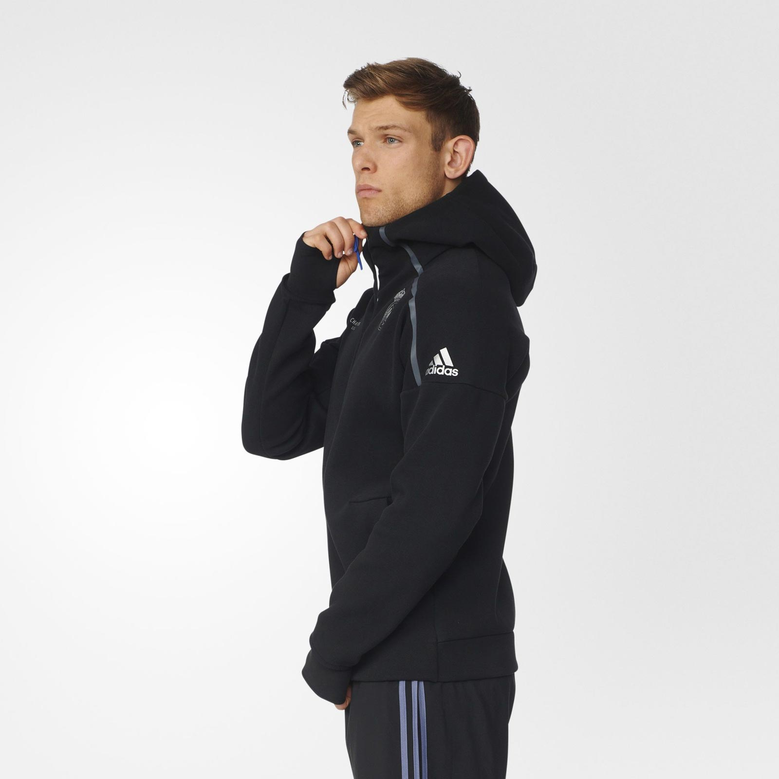 Real madrid einlaufjacke