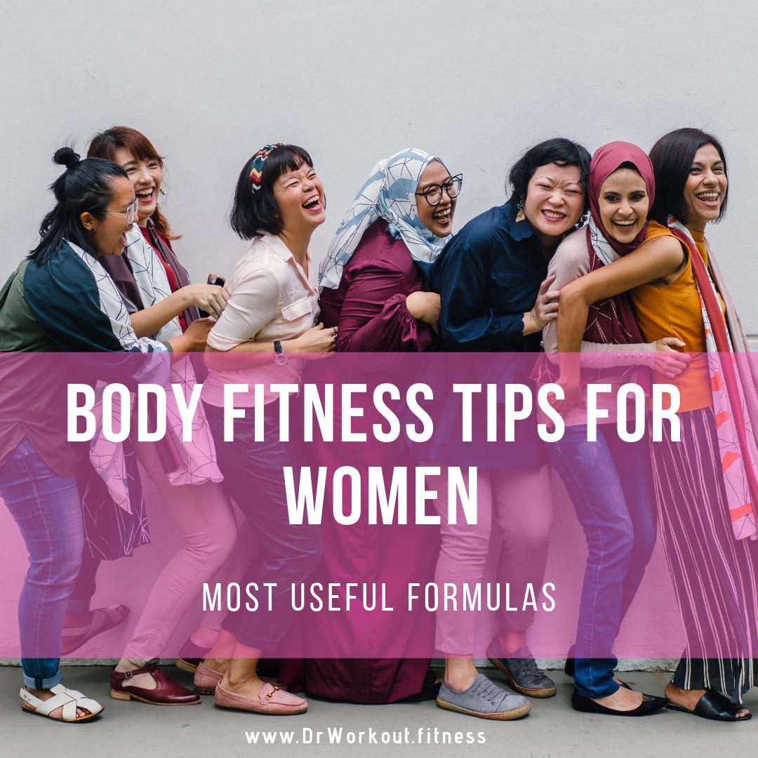 Body Fitness Tips for Women