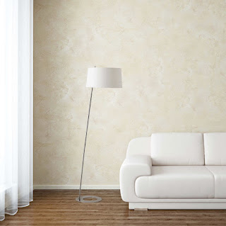 modern white floor lamp designing ideas plus laminate wood floor also comely white sofa