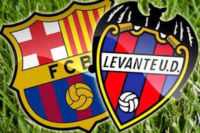 موعد مباراة برشلونة وليفانتي ضمن مباريات الدوري الاسباني 2019