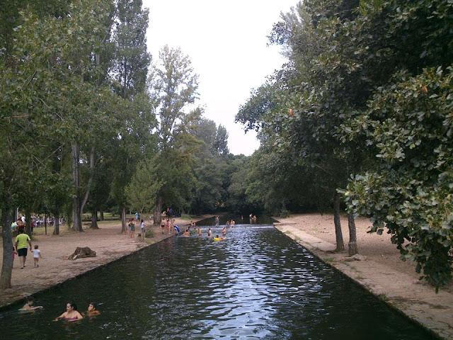 La codosera uno de los rincones m s bellos de extremadura for Portugal piscinas naturales
