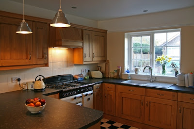 The Kitchen Work Triangle Consists Of Distance Between Sink Refrigerator And Range Or Cooktop Each One These Areas Becomes A Focal Point In