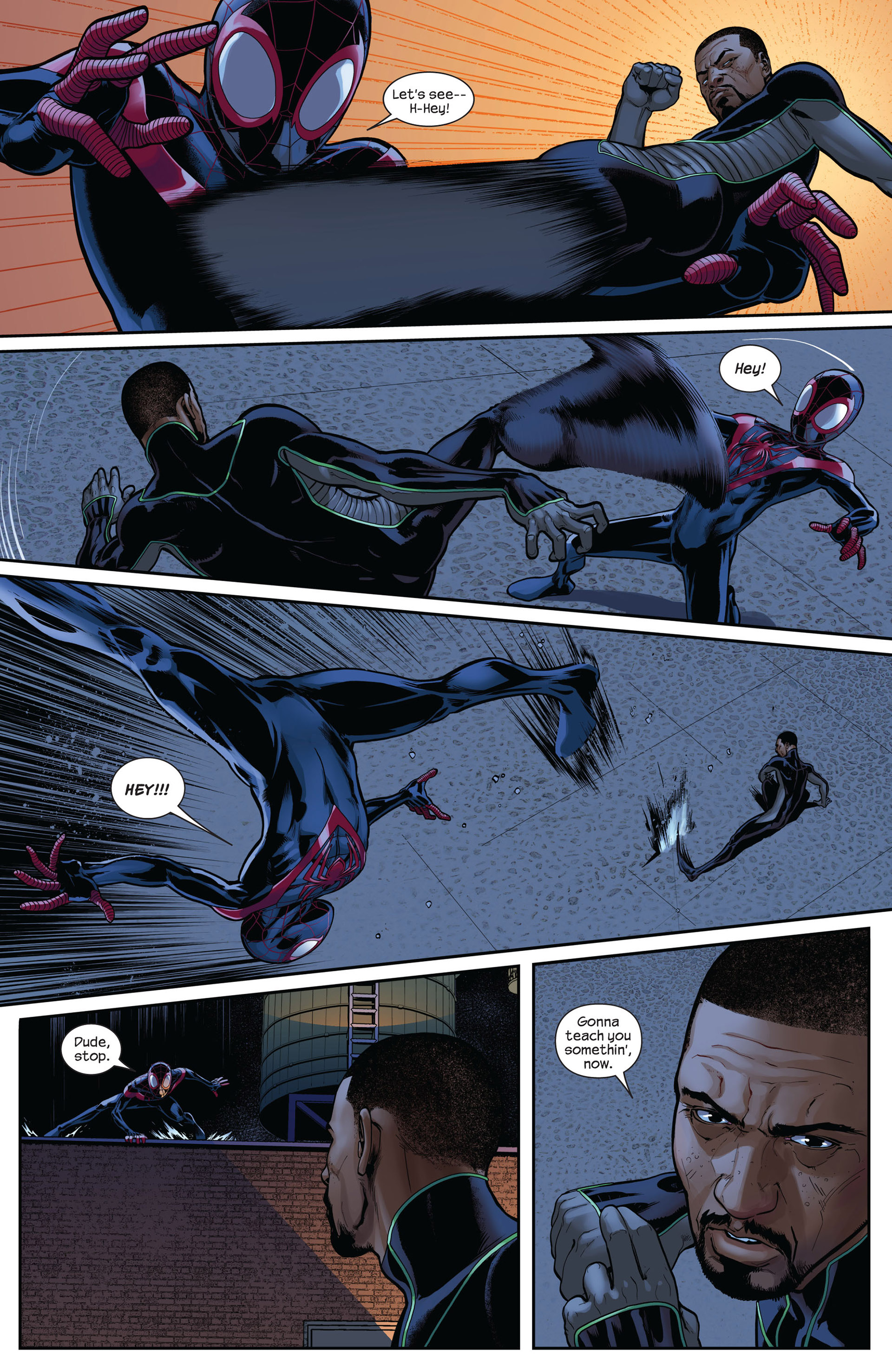 Read online Ultimate Comics Spider-Man (2011) comic -  Issue #10 - 6