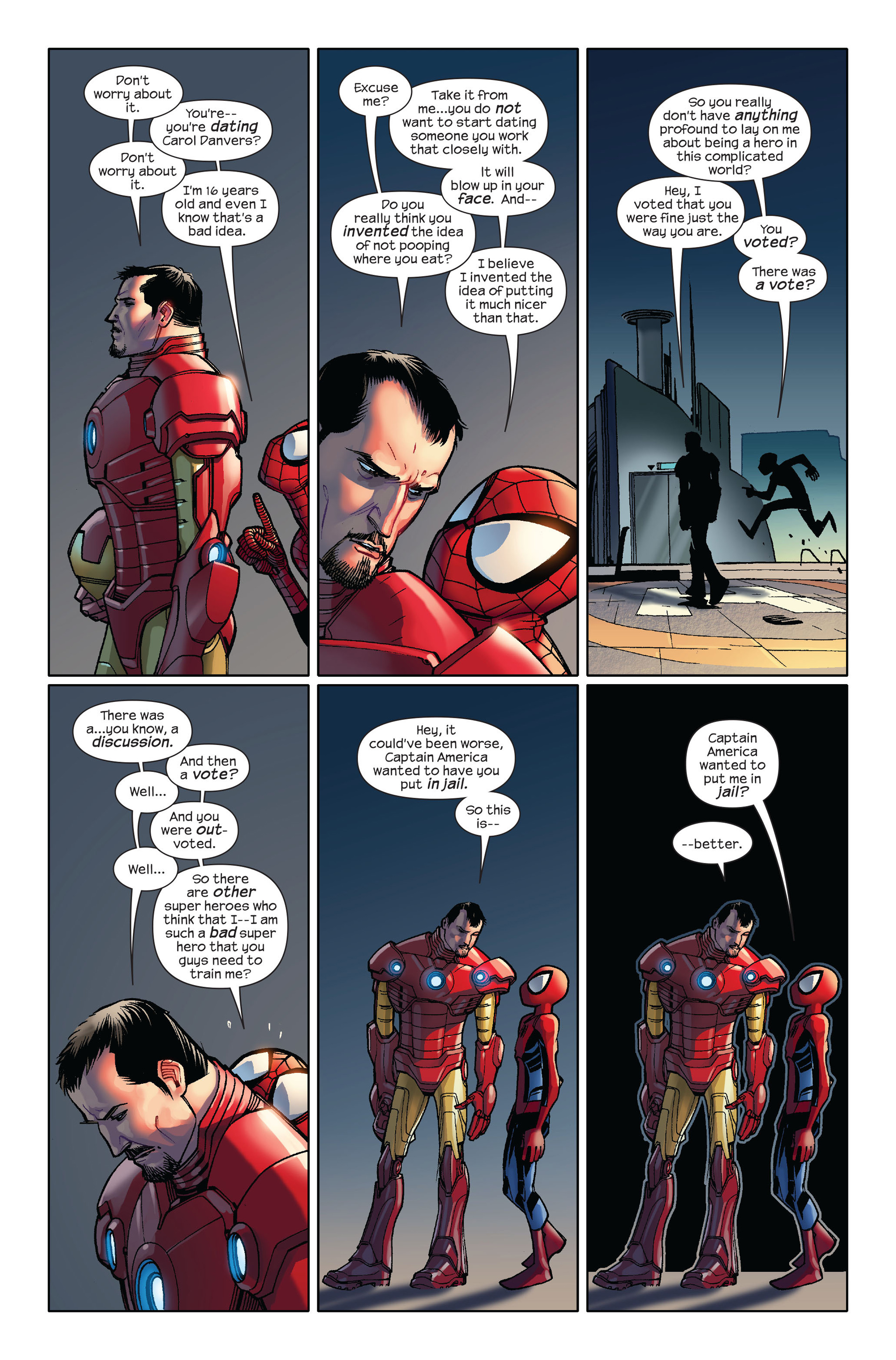 Read online Ultimate Spider-Man (2009) comic -  Issue #153 - 8