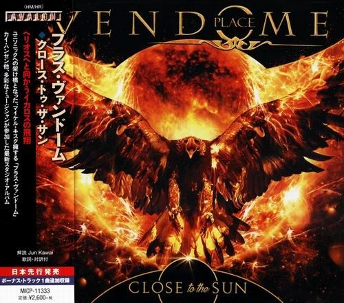 PLACE VENDOME - Close To The Sun [Japanese Edition] (2017) full