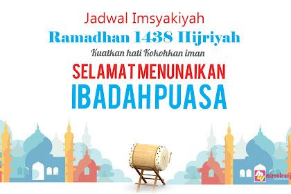 Jadwal Imsakiyah Ramadhan 2018-2019 (1440H)
