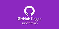 Cara Membuat Subdomain dengan GitHub Pages