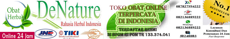 OBAT HERBAL DENATURE INDONESIA