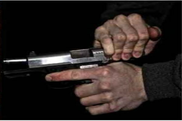faridabad-nehru-ground-buisnessman-shot-himself-dead-news