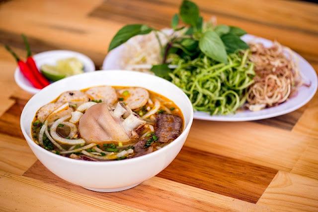 Central Vietnam Food -  Destination for Culinary Tourisms 2
