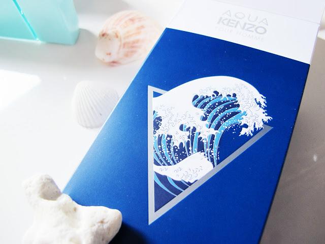 la ola de Hokusai kenzo