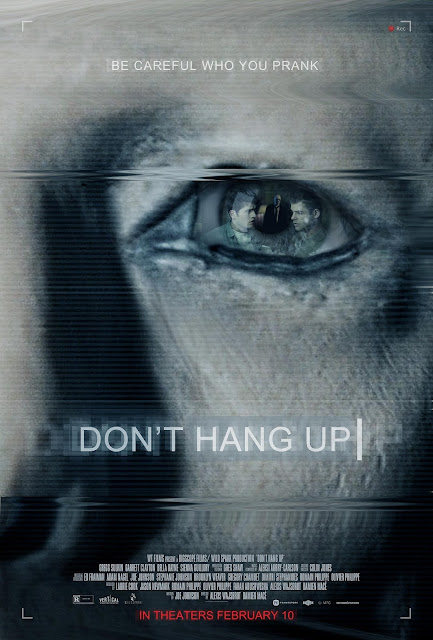 Dont Hang Up (2017) ταινιες online seires oipeirates greek subs