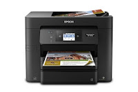 Epson WorkForce Pro WF-4730 Driver Download Windows, Mac, Linux
