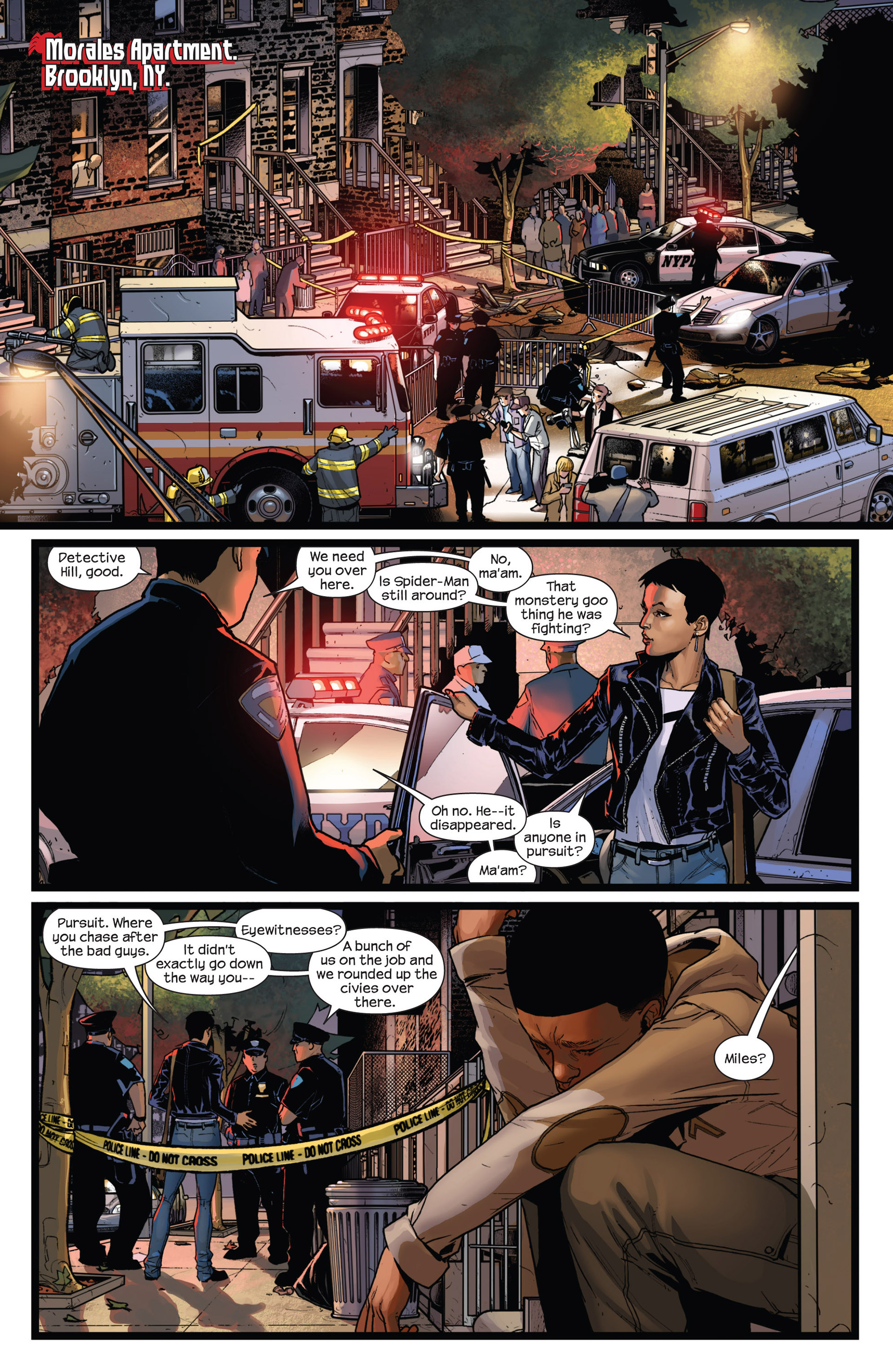 Read online Ultimate Comics Spider-Man (2011) comic -  Issue #21 - 6