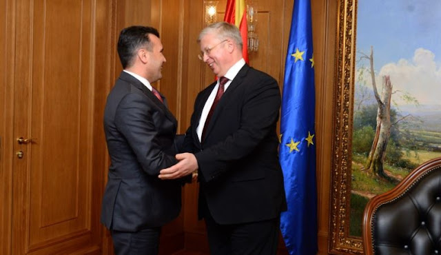 Russia to recognize the new name of North Macedonia