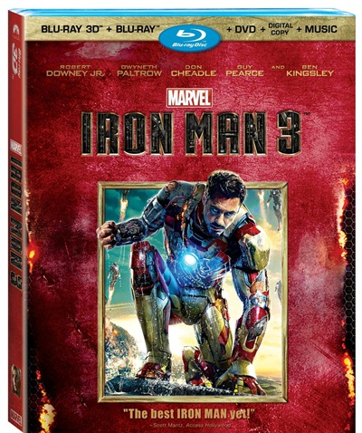 Iron Man 3 1080p HD
