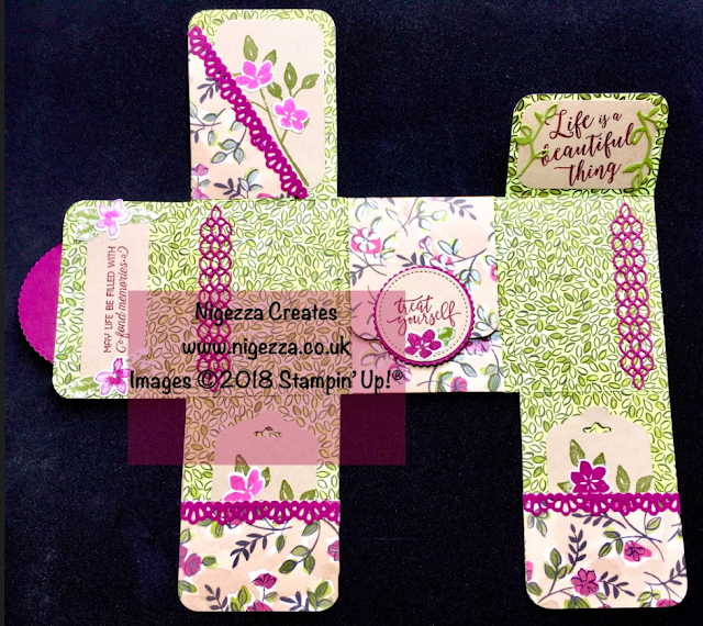 Pootles Blog Hop: Share What You Love Mini Album by Nigezza Creates