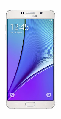 Samsung Galaxy Note 5 - White Pearl