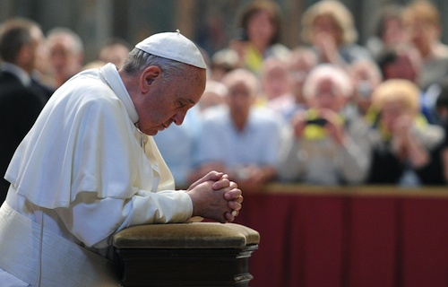 catholic news world popefrancis quotwith jesus let our