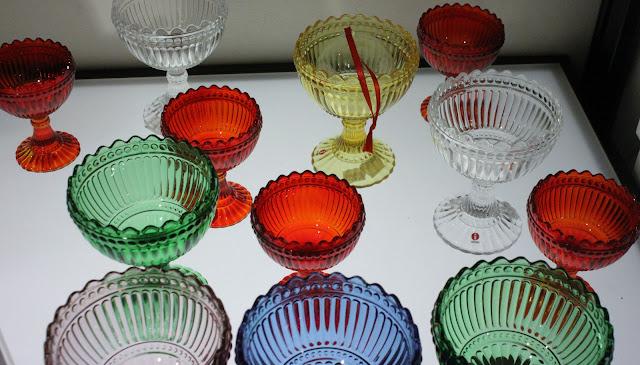 Finnish glass bowls 'Maribowl'