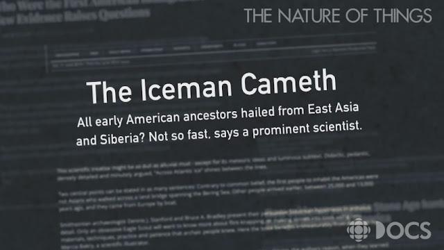 The Iceman Cameth