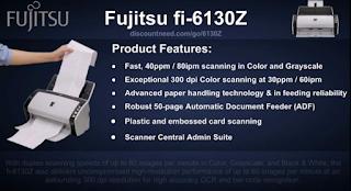 Fujitsu FI-6130ZLA Scanner Driver Download