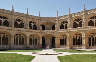Portugalia, Lizbona, Belem, Klasztor Hieronimitów
