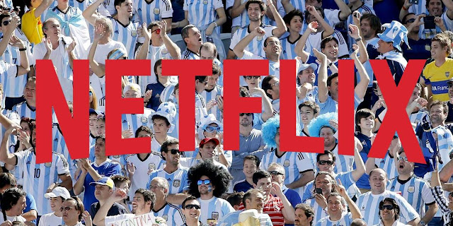 Netflix anuncia Puerta 7, una serie sobre las barras bravas en Argentina.